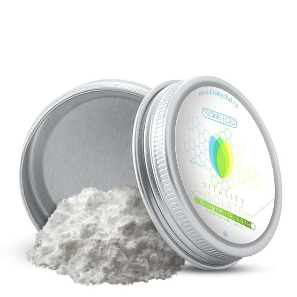 CBD nanoparticle Isolate